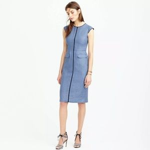 Jcrew pocket dress